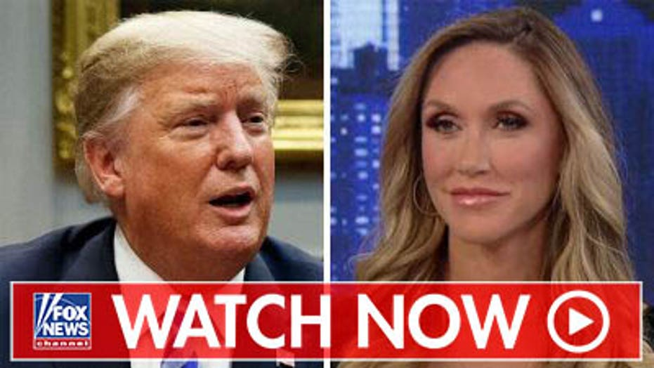 Lara Trump responds to comments from progressive 'squad'