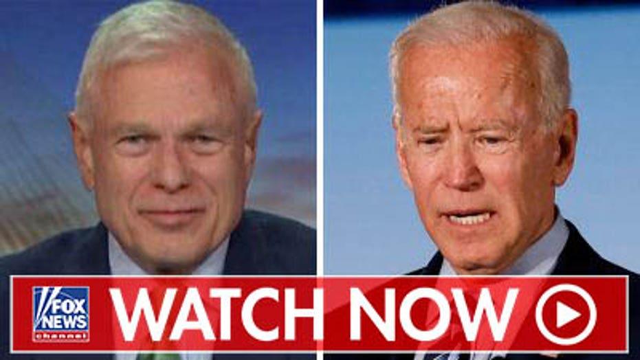 Howie Carr on Joe Biden's candidacy
