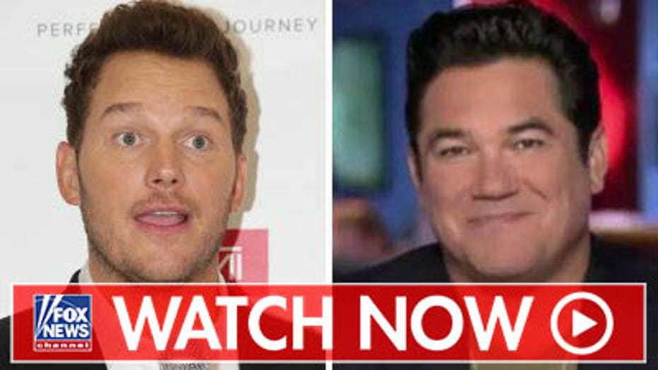 Dean Cain reacts to Chris Pratt being called 'white supremacist'