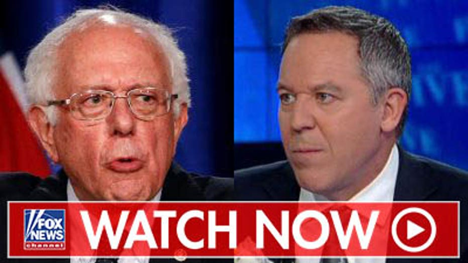 Gutfeld on Bernie Sanders' staffers complaining about wages