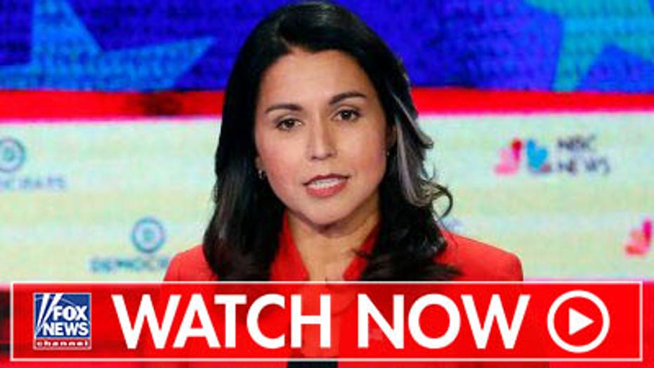 Tulsi Gabbard on tensions with Iran