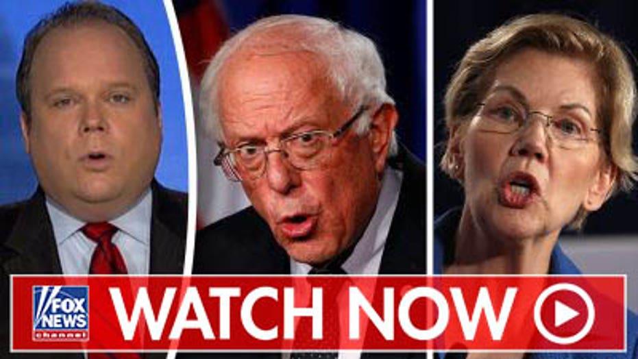 Chris Stirewalt on Sanders, Warren NH hopes