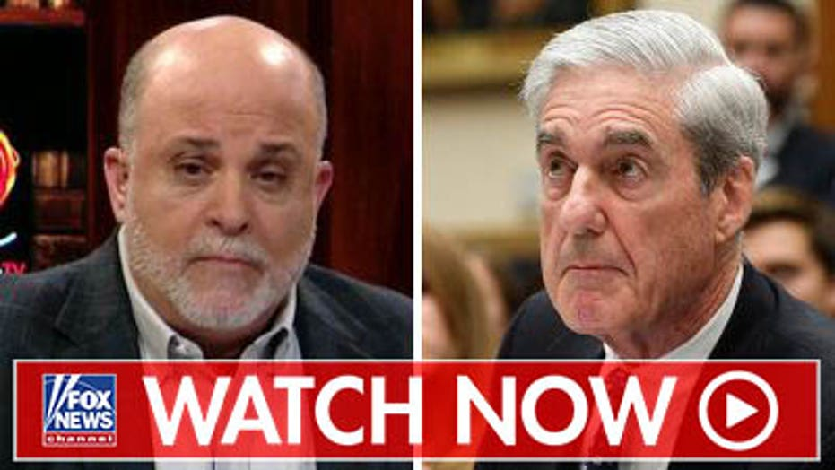 Mark Levin reacts to Mueller hearings