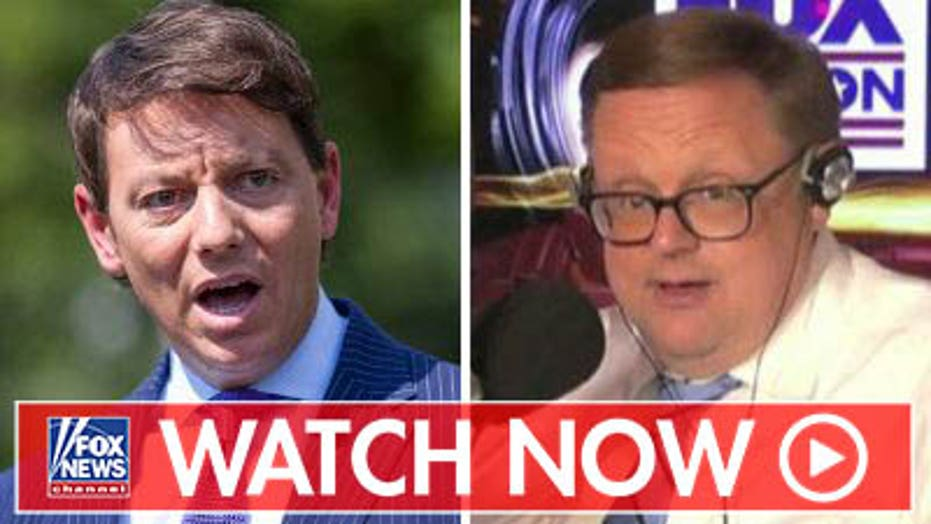 Todd Starnes and Hogan Gidley