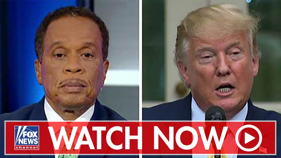Juan Williams on Trump's executive order