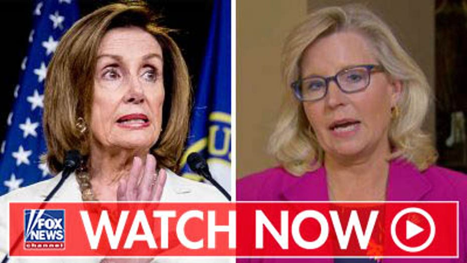 Liz Cheney on Ocasio-Cortez, Pelosi dispute
