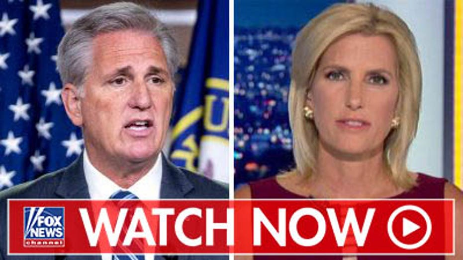 Kevin McCarthy on the state of the Democratic Party