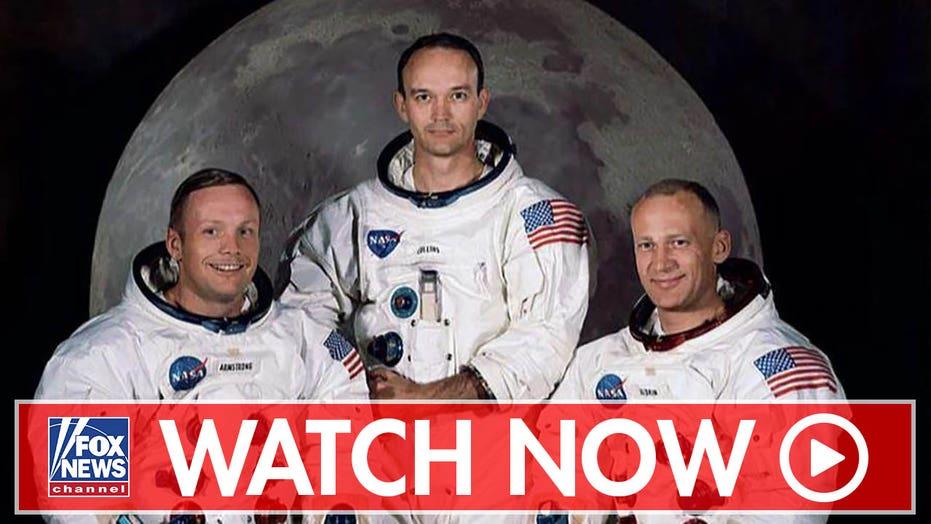 Ben Shapiro on 50th anniversary of Apollo 11 launch