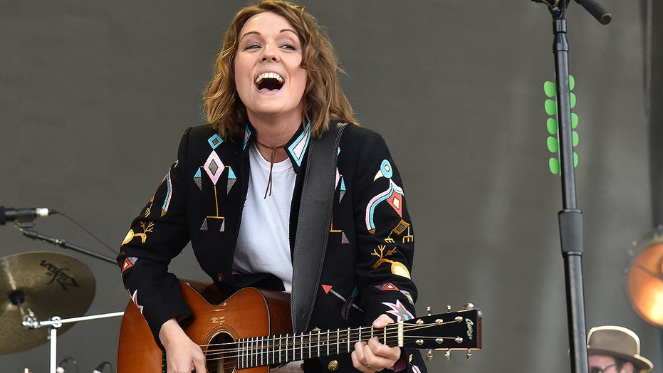 Brandi Carlile dishes on upcoming album, new memoir 'Broken Horses: It's 'very dramatic'