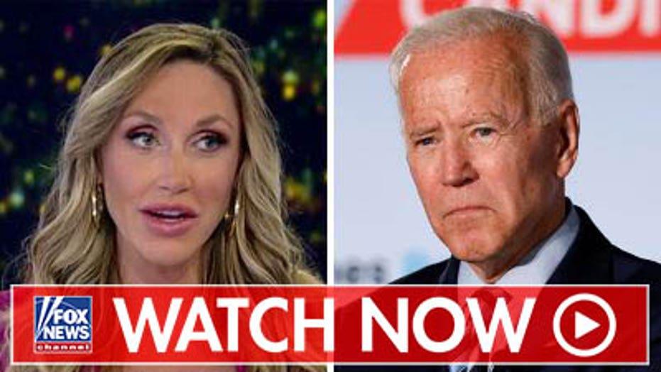 Lara Trump on Joe Biden praising AOC