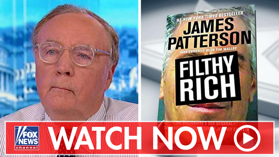 Best-selling author James Patterson on his investigation into Jeffrey Epstein