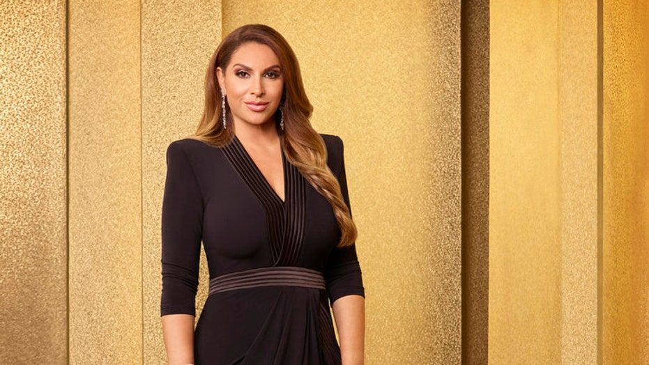 Real Housewives' star Jennifer Aydin's plastic surgery