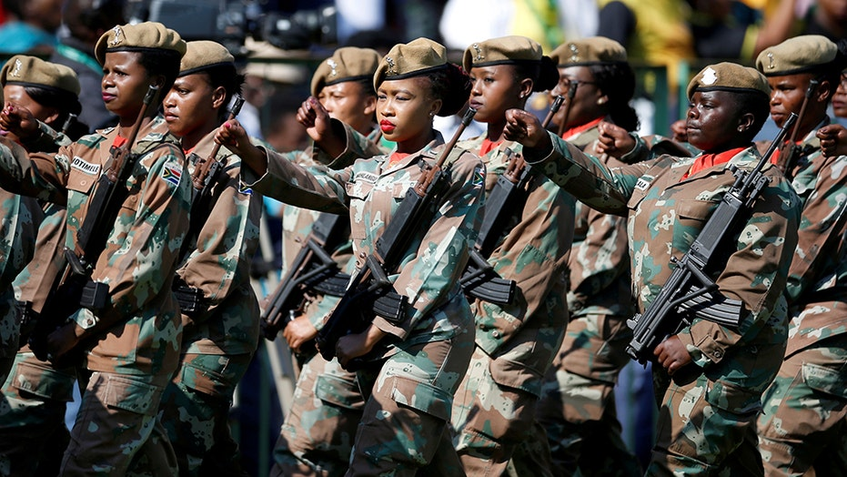 Image result for south african military cape flats