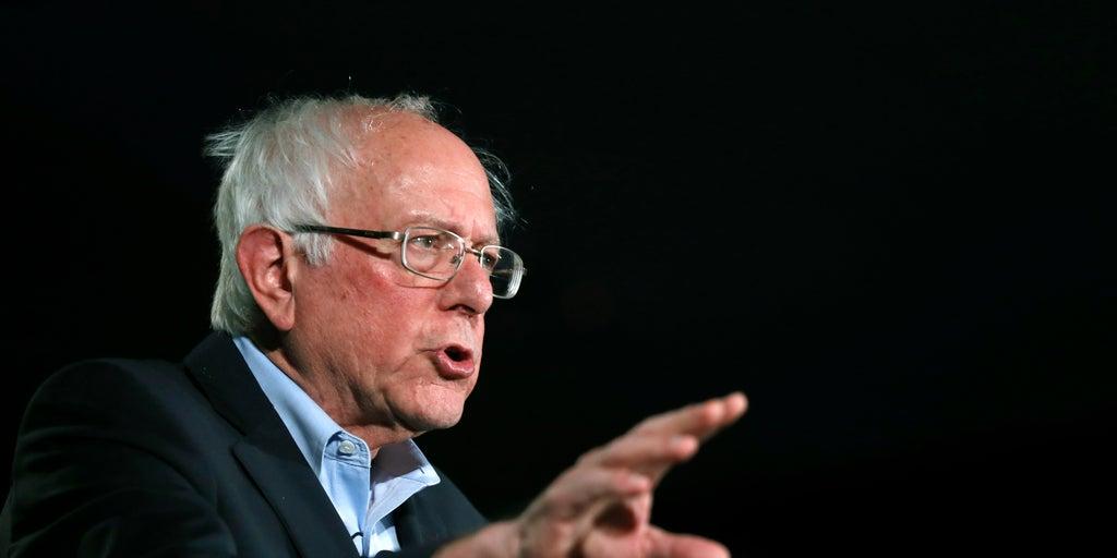 Bernie Sanders threatens to 'leverage' US aid to combat Israel 'racism'