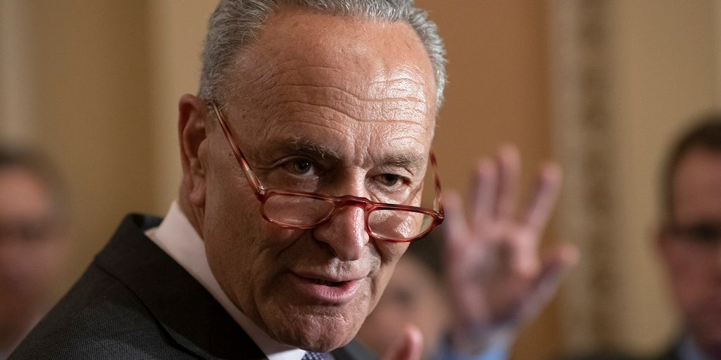 Schumer to ask Trump to divert $5 billion in border wall funding to fight gun violence, white-supremacy extremists