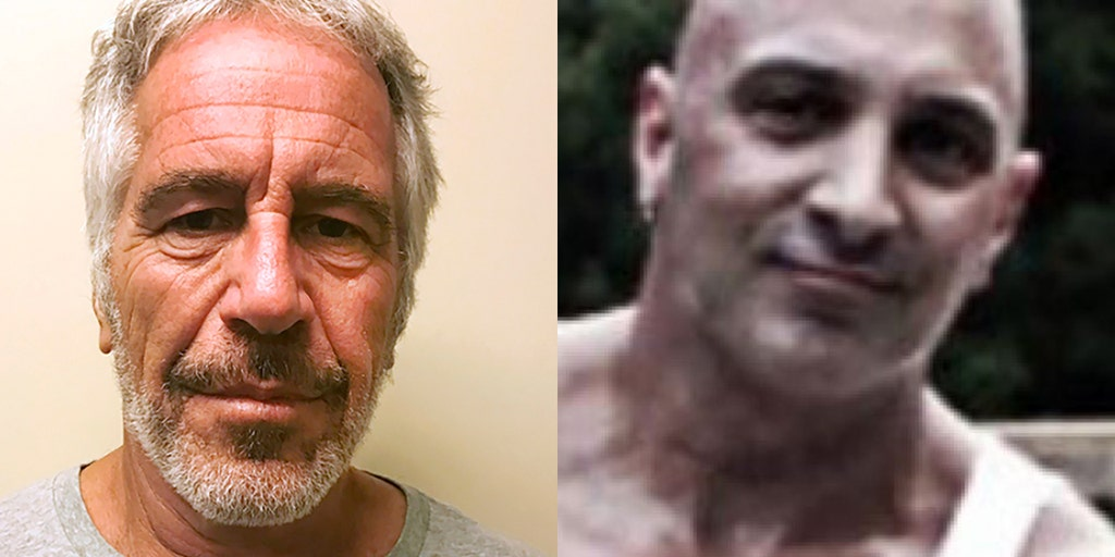 Jeffrey Epstein feared cellmate, a musclebound ex-cop charged in murder who was moved before his death: report