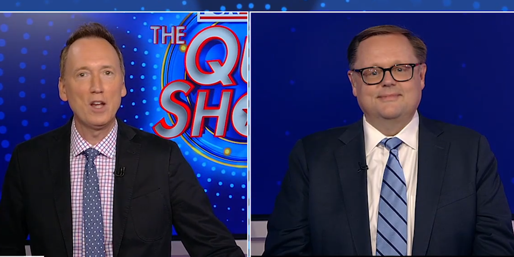 Fox Nation 'Quiz Show' must-see moments: Todd Starnes, Matt Gaetz and more