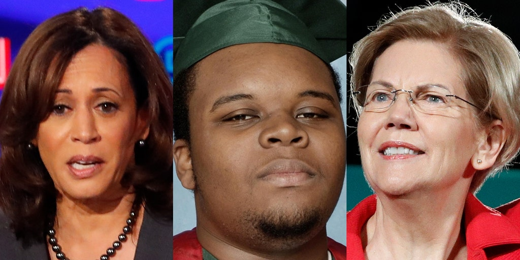 Mark Fuhrman: Kamala Harris, Elizabeth Warren calling Obama-era DOJ 'incompetent liars' with Michael Brown comments
