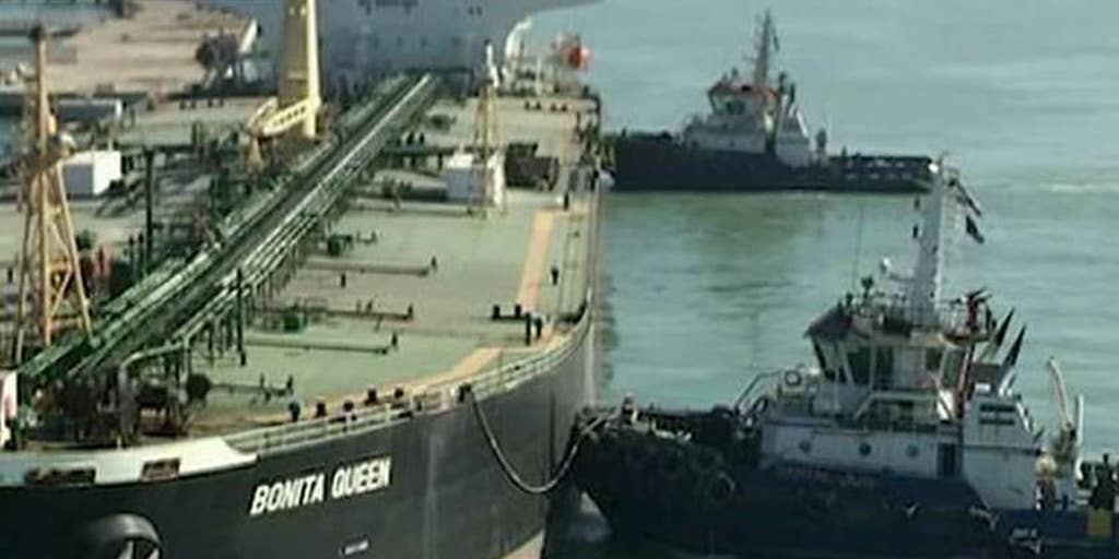 Tanker carrying Iranian oil headed to Syria: intelligence sources