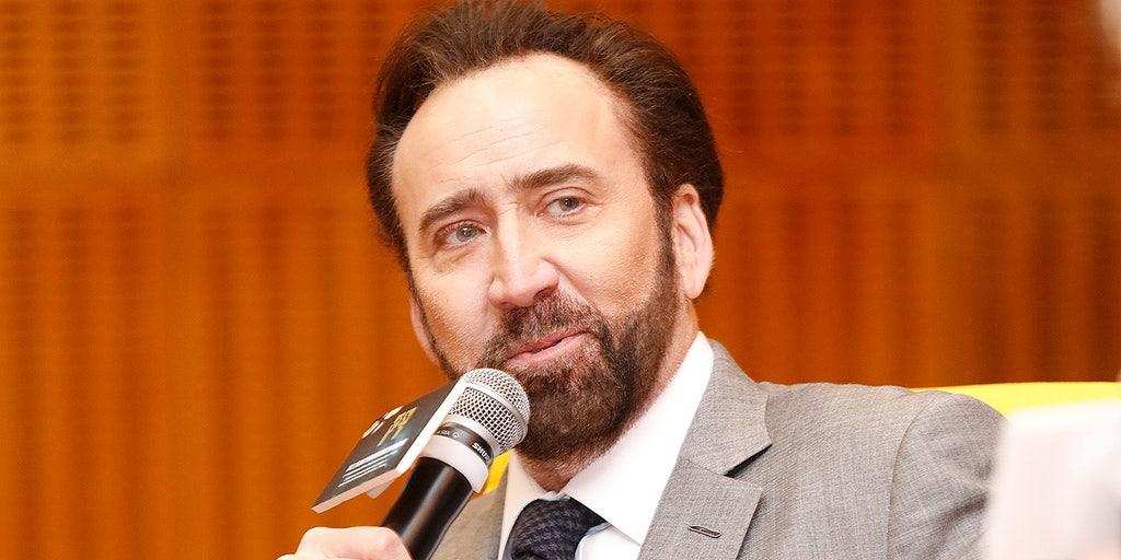 Nicolas Cage on $276G dinosaur skull, karaoke and hunt for holy
