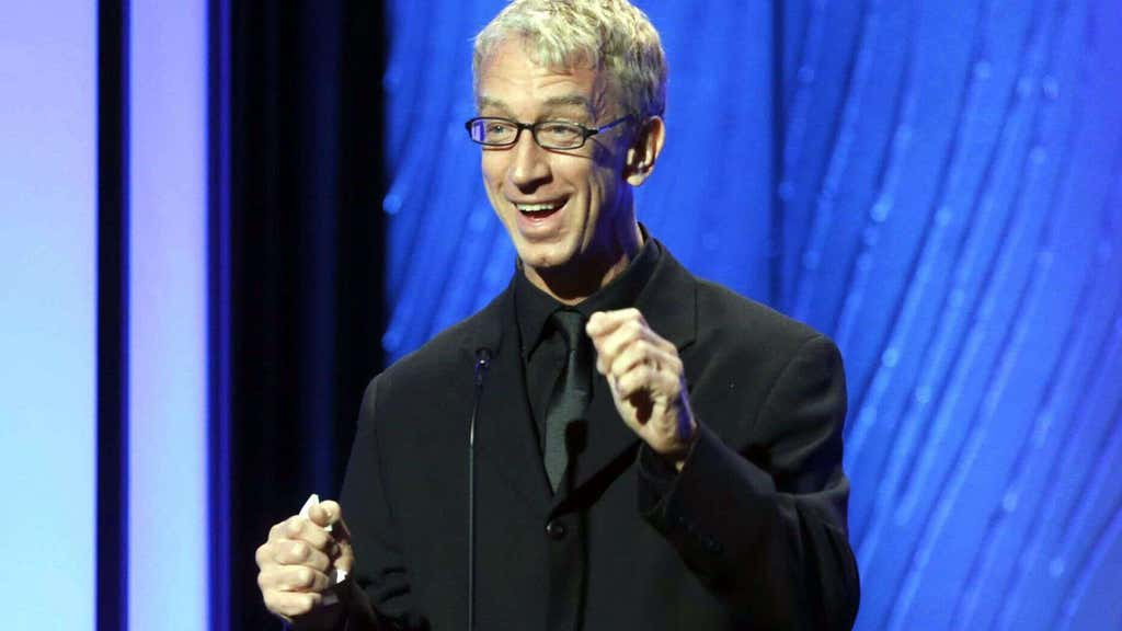 SEE IT: Shocking assault on comic Andy Dick caught on video