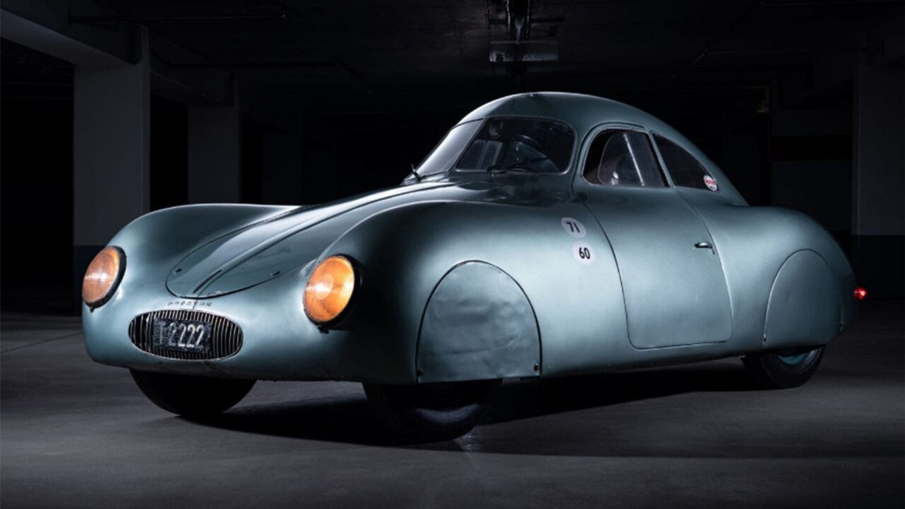 Oldest Porsche