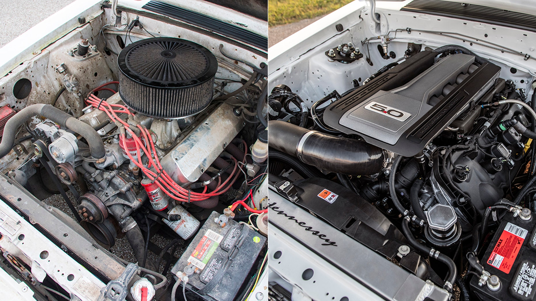 1993 Ford Mustang GT engine