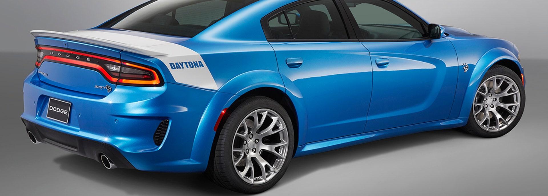 The 2020 Dodge Charger Srt Hellcat Widebody Daytona 50th