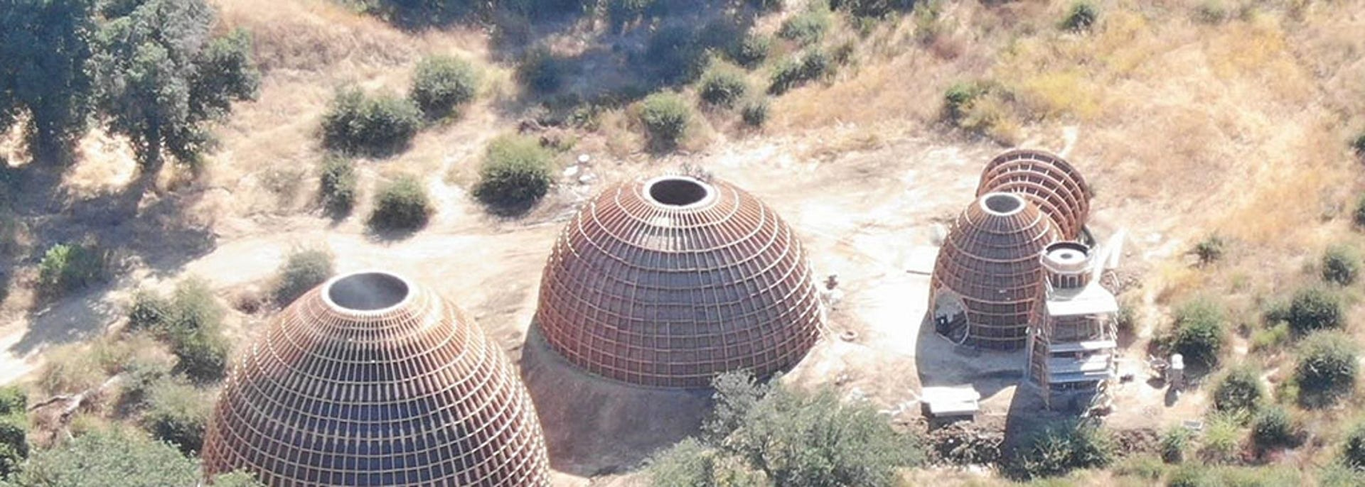 Kanye West's massive domed huts aimed to help Los Angeles housing hit snag: reports