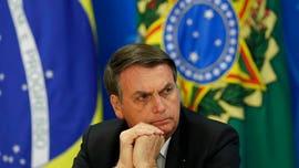 Satiricalblank-page book on Brazilian president goes viral