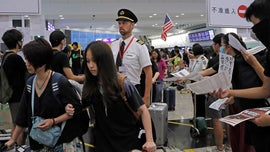 Flights resuming at Hong Kong airport after protest chaos