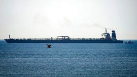 Iranian tanker set to leave Gibraltar despite US warrant to seize vessel