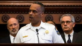 Philadelphia police commissioner resigns amid accusations of sexual harassment, discrimination among 'rank and file,' mayor says