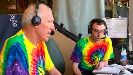 Bill Walton lauded for color commentary during White Sox-Angels game: 'Broadcast baseball games forever'