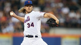 New York Mets pitcher Noah Syndergaard trolls Cleveland Indians after sweep