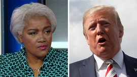 Fmr DNC Chair Donna Brazile: 'I get in trouble' when I refuse to say that Trump is a racist