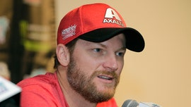 Dale Earnhardt Jr. to miss NBC broadcasting gig after family survives fiery crash landing