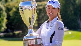 Jin Young Ko wins CP Women's Open by 5 shots