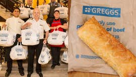 Cruise captain orders food from U.K. bakery chain for 700 passengers, said it was a 'must-try'