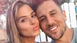 'Bachelorette' star JoJo Fletcher gets re-proposed to by fiance Jordan Rodgers