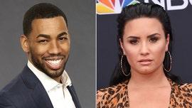 'Bachelorette' star Mike Johnson addresses romance rumors with Demi Lovato