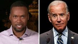 Lawrence Jones: Many Dems view Biden as best hope vs. Trump, so plan to 'settle for Sleepy Joe'