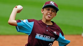 Little League World Series pitcher receives praise for 'unreal' sportsmanship