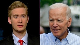 Biden gets testy when Fox News reporter disputes claim he draws biggest crowds in Iowa