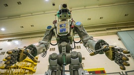 Russian life-sized robot launched on mission to the International Space Station