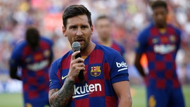 Lionel Messi says Barcelona players taking 70 percent pay cut to help club