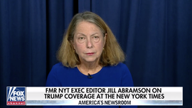 Former New York Times newsroom boss defends Dean Baquet, says readers want tough coverage of President Trump