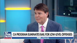 Fox News' Gregg Jarrett says California's bail algorithm system is 'dangerous'