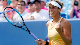 Madison Keys, Daniil Medvedev get 1st titles in Cincy