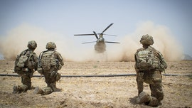 2 US service members killed in chopper crash in Afghanistan